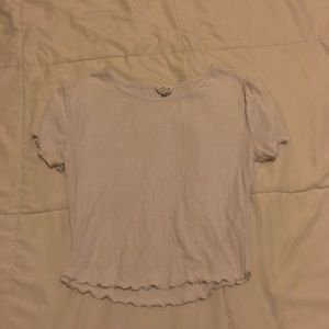 3 for $10 Tilly's cropped tee